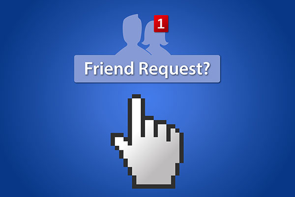 Send invitations to your friends