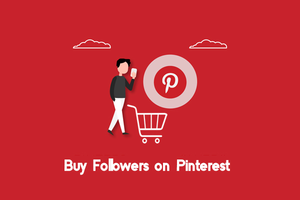 Buy Followers on Pinterest