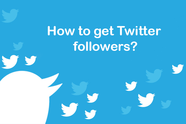 How to get Twitter followers