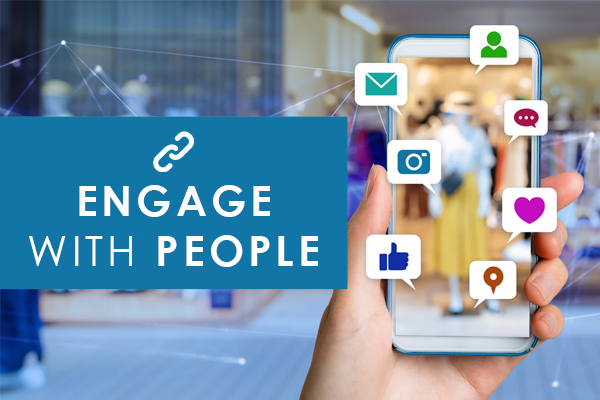 Engage with People