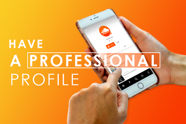 Have A Professional Profile